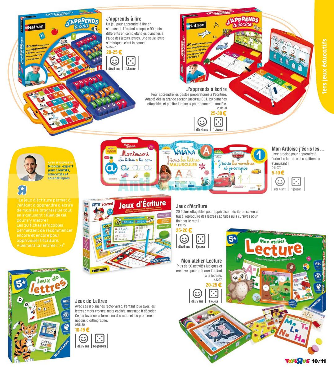 septembre2018 Catalogue Toys R Us du 7 avril au 23 septembre 2018 (Jeux de Société) (11)