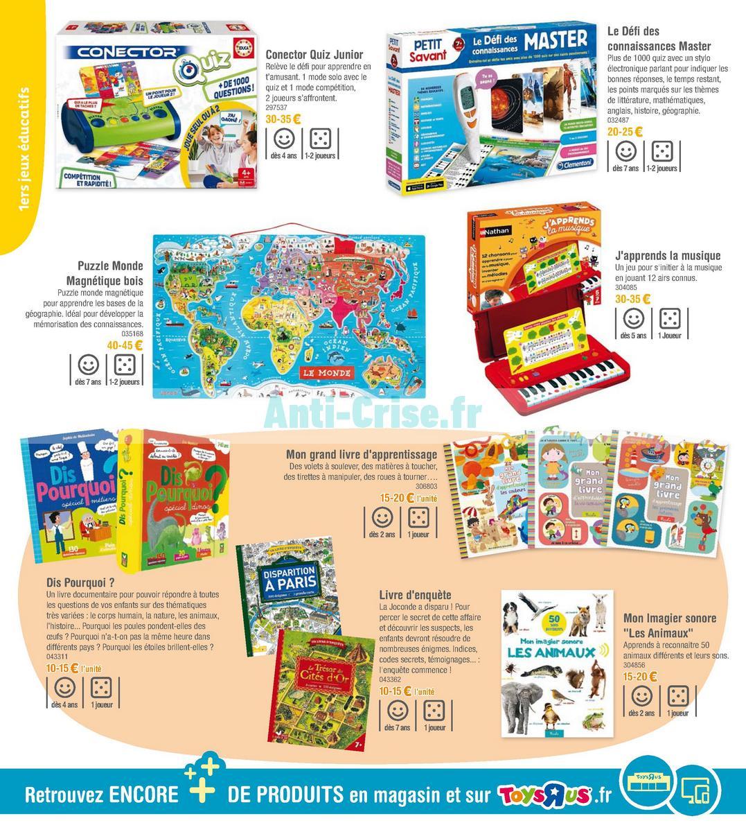 septembre2018 Catalogue Toys R Us du 7 avril au 23 septembre 2018 (Jeux de Société) (12)