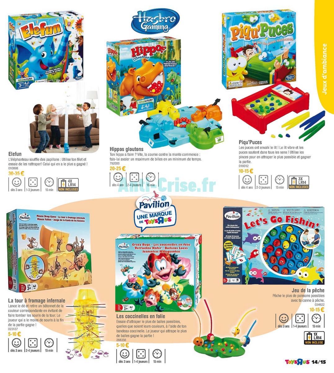 septembre2018 Catalogue Toys R Us du 7 avril au 23 septembre 2018 (Jeux de Société) (15)