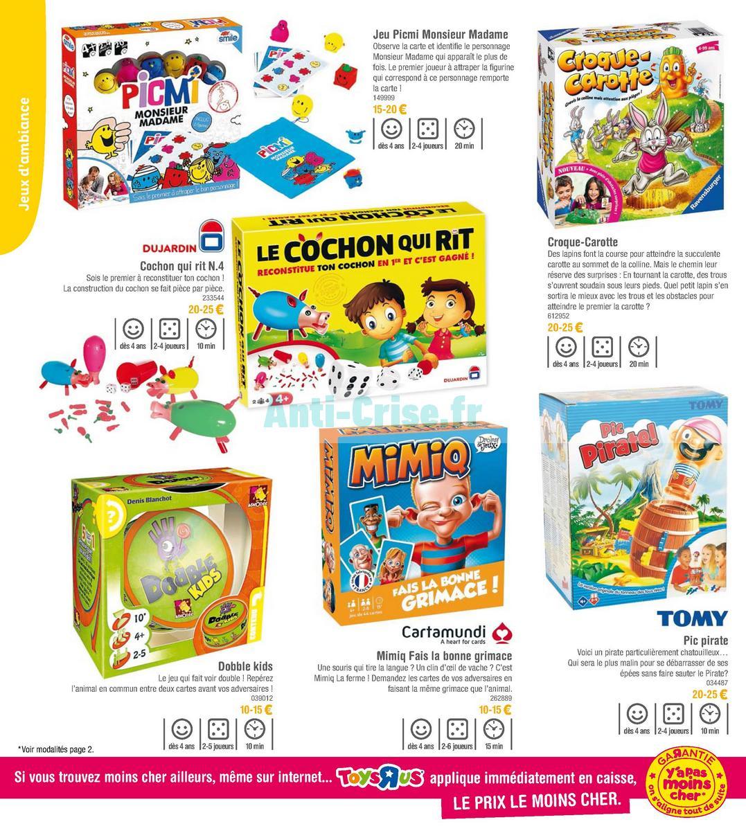 septembre2018 Catalogue Toys R Us du 7 avril au 23 septembre 2018 (Jeux de Société) (16)