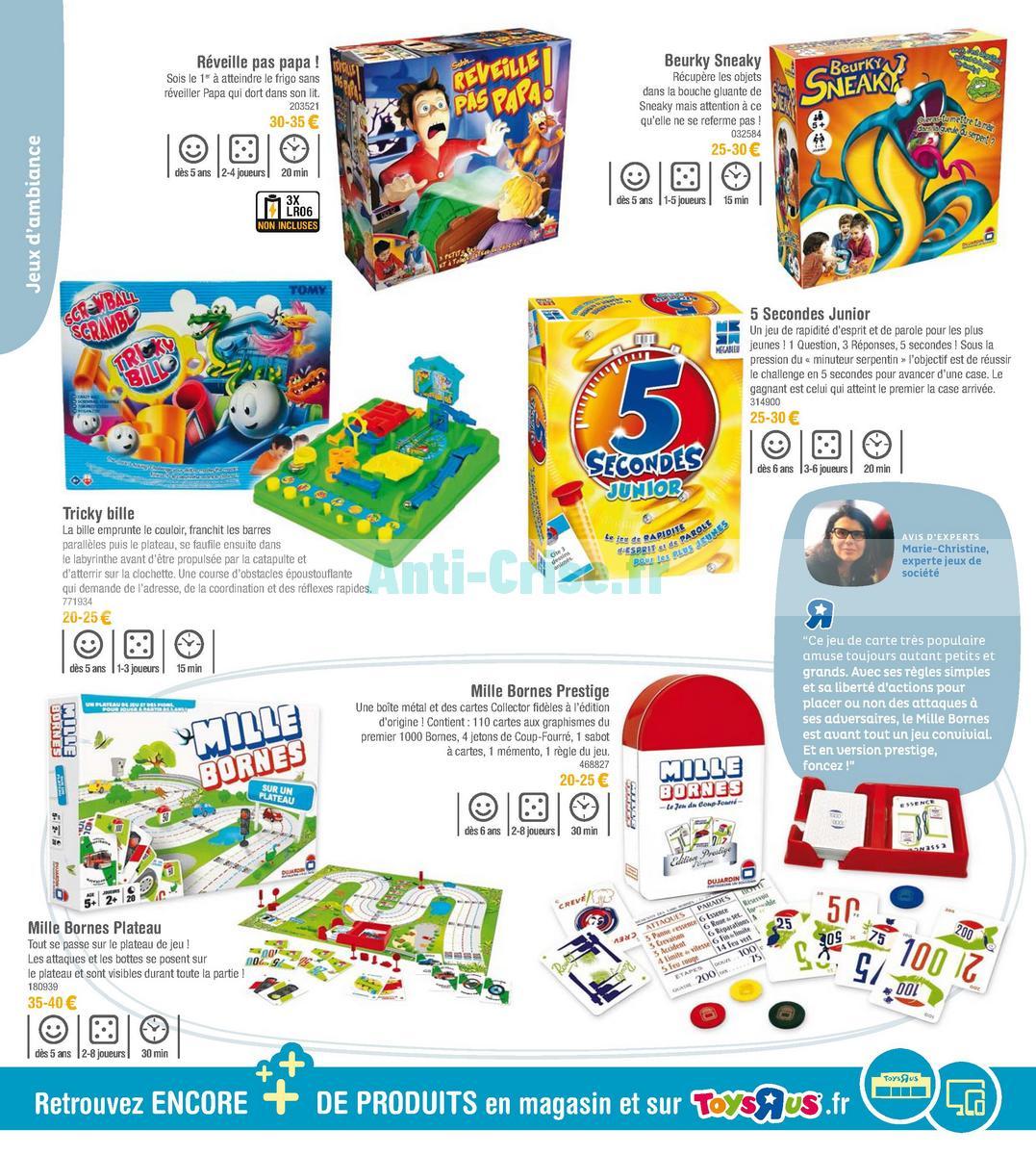 septembre2018 Catalogue Toys R Us du 7 avril au 23 septembre 2018 (Jeux de Société) (18)