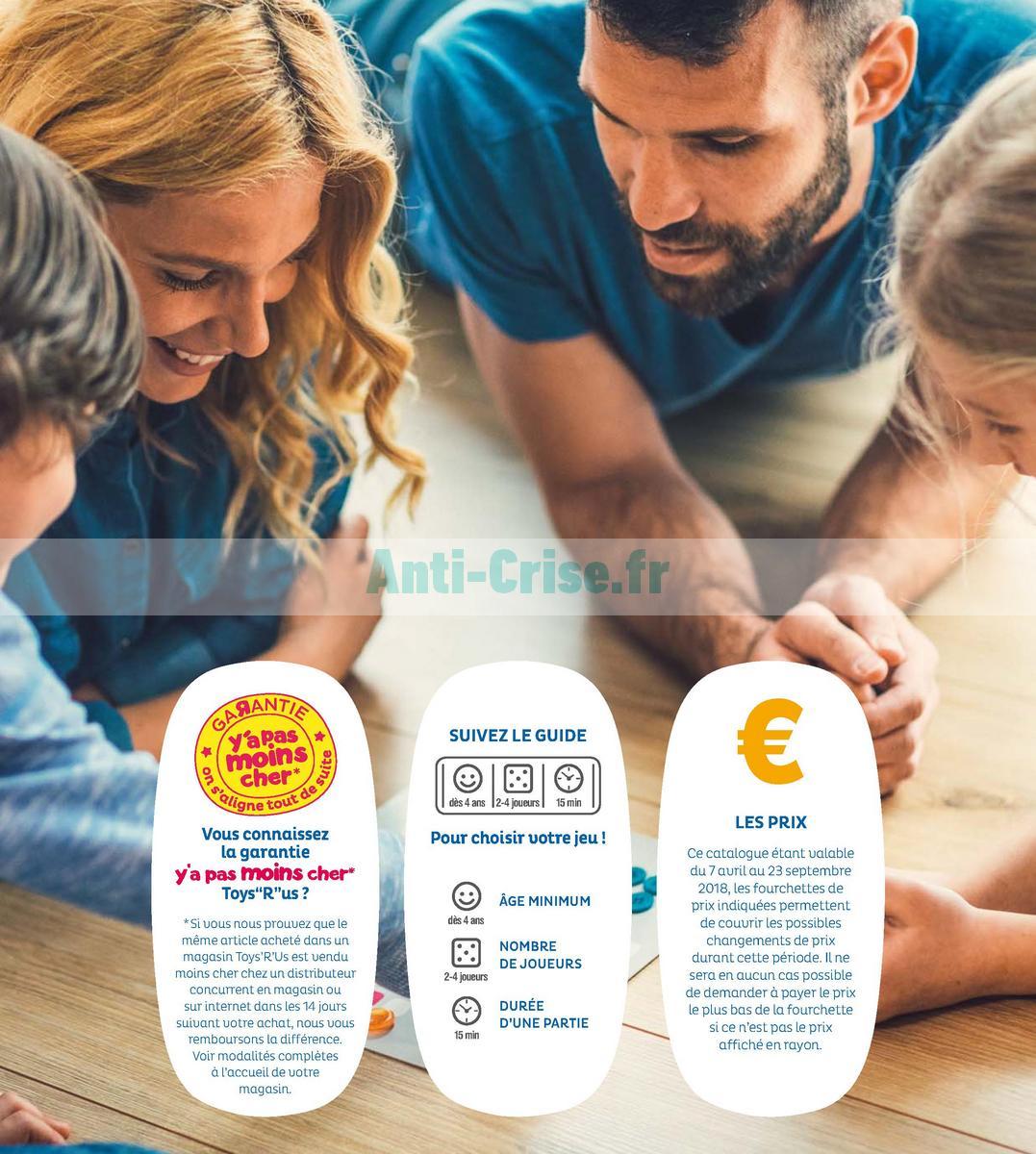 septembre2018 Catalogue Toys R Us du 7 avril au 23 septembre 2018 (Jeux de Société) (2)