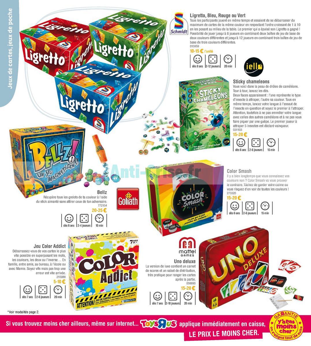 septembre2018 Catalogue Toys R Us du 7 avril au 23 septembre 2018 (Jeux de Société) (22)