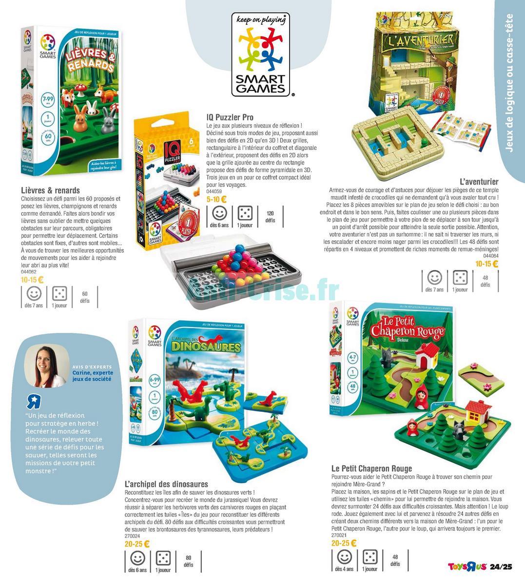 septembre2018 Catalogue Toys R Us du 7 avril au 23 septembre 2018 (Jeux de Société) (25)