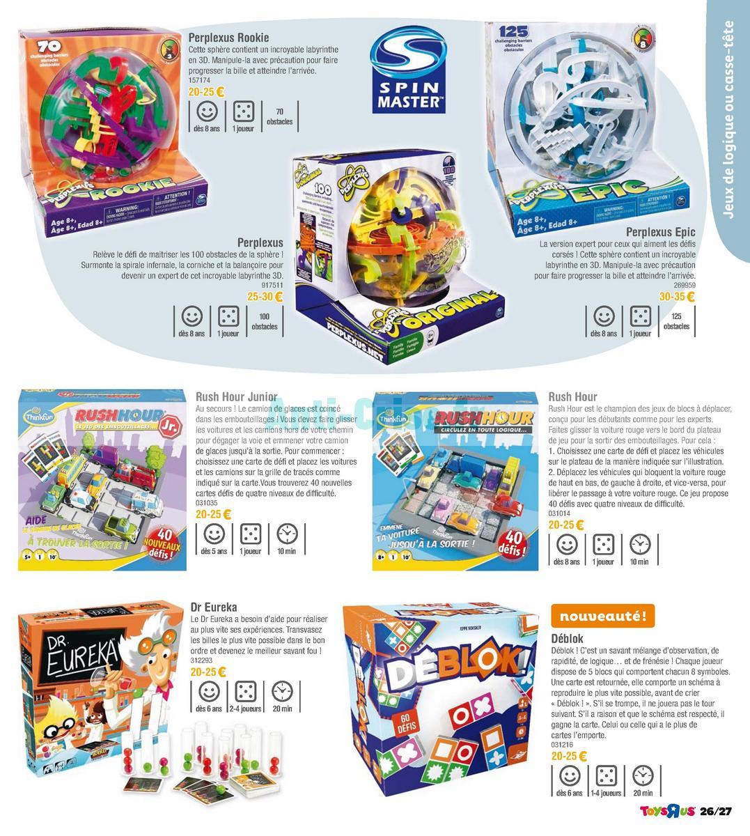 septembre2018 Catalogue Toys R Us du 7 avril au 23 septembre 2018 (Jeux de Société) (27)