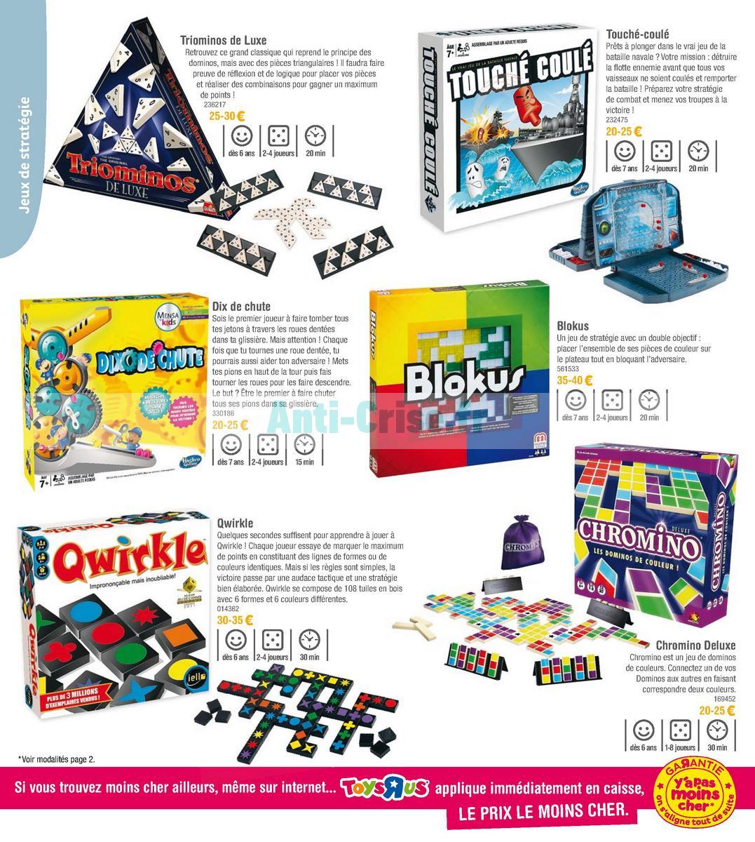 septembre2018 Catalogue Toys R Us du 7 avril au 23 septembre 2018 (Jeux de Société) (28)