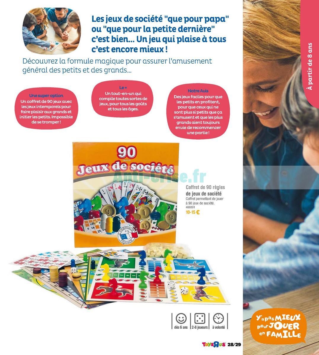 septembre2018 Catalogue Toys R Us du 7 avril au 23 septembre 2018 (Jeux de Société) (29)