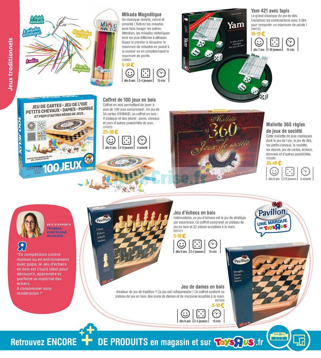 septembre2018 Catalogue Toys R Us du 7 avril au 23 septembre 2018 (Jeux de Société) (30)