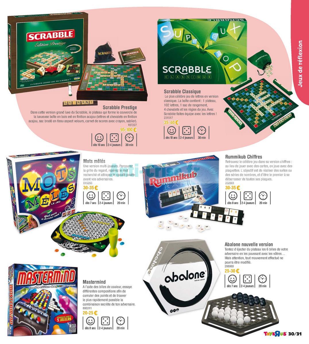 septembre2018 Catalogue Toys R Us du 7 avril au 23 septembre 2018 (Jeux de Société) (31)