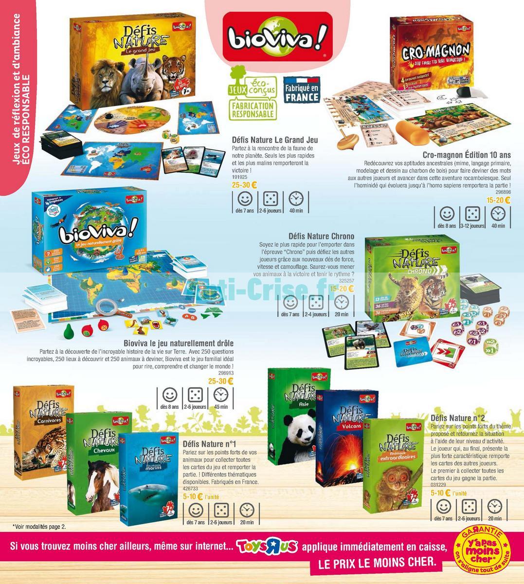 septembre2018 Catalogue Toys R Us du 7 avril au 23 septembre 2018 (Jeux de Société) (34)