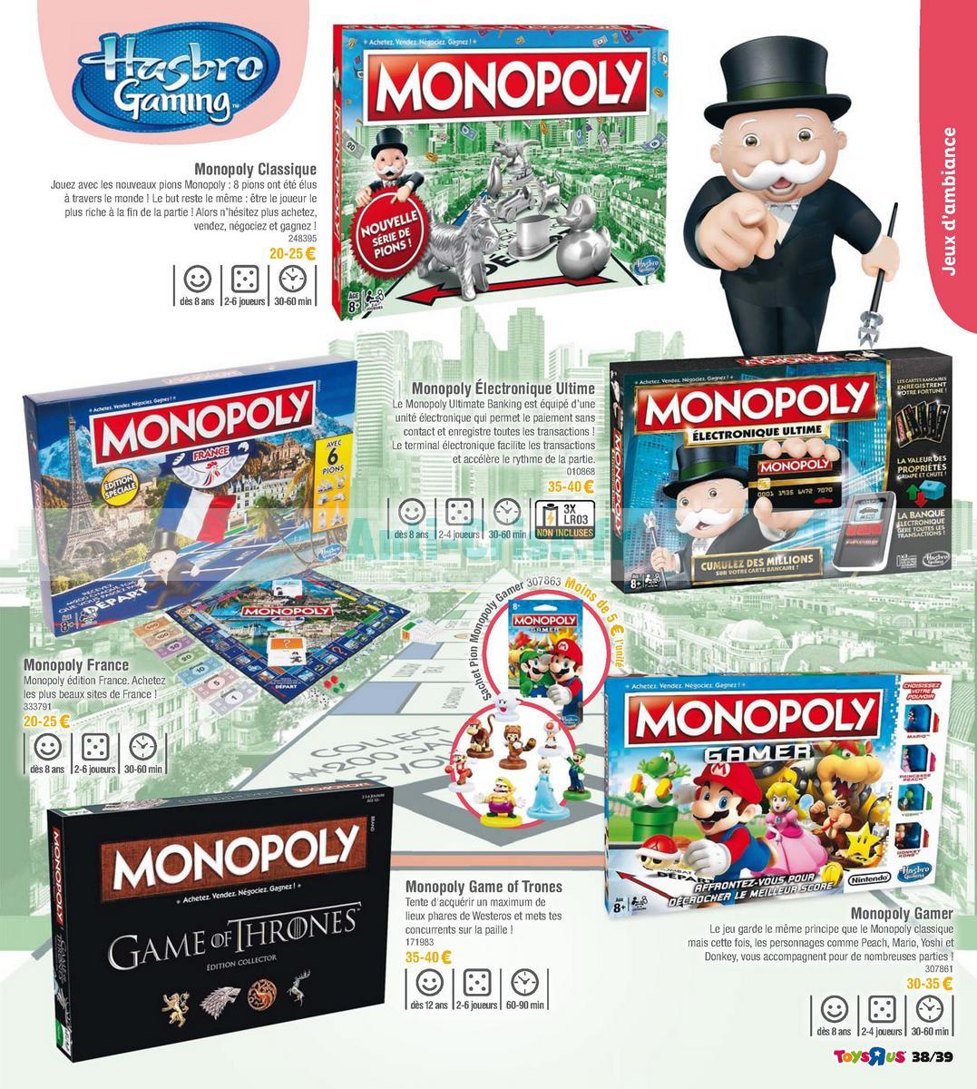septembre2018 Catalogue Toys R Us du 7 avril au 23 septembre 2018 (Jeux de Société) (39)