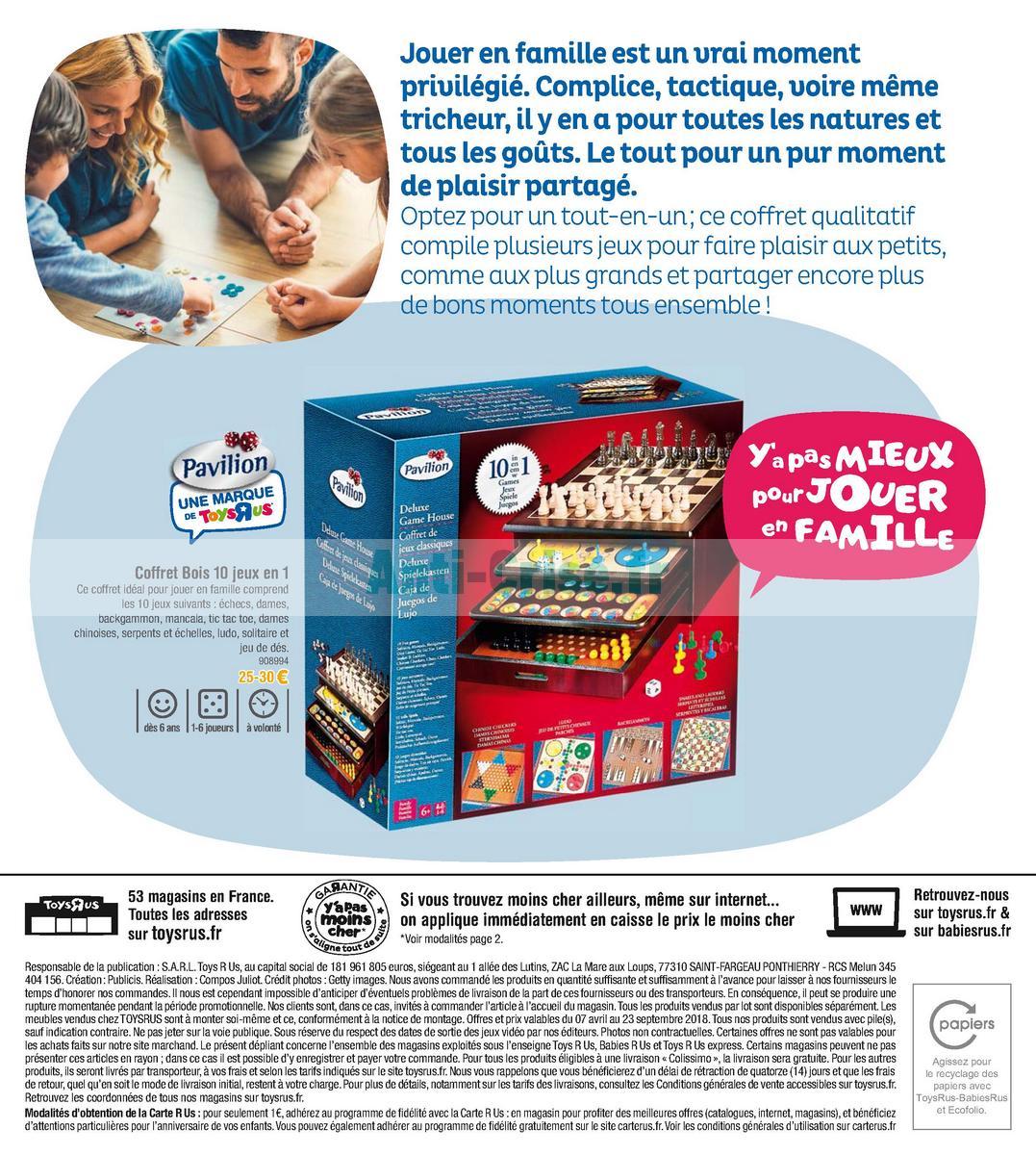 septembre2018 Catalogue Toys R Us du 7 avril au 23 septembre 2018 (Jeux de Société) (44)