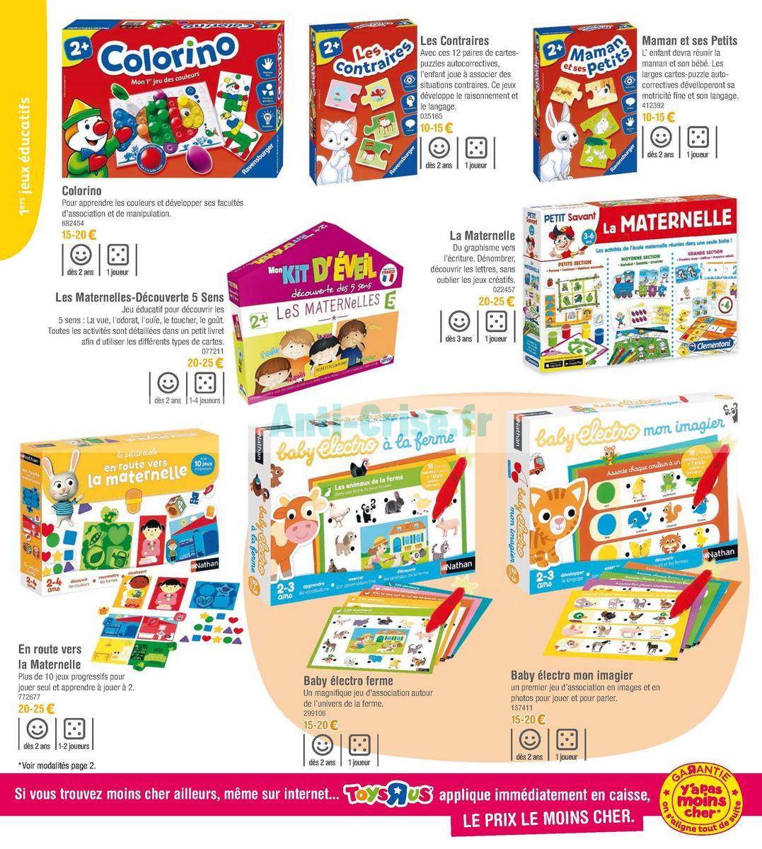 septembre2018 Catalogue Toys R Us du 7 avril au 23 septembre 2018 (Jeux de Société) (8)