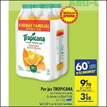Bon Plan Tropicana chez Carrefour (18/05 - 21/05) - anti-crise.fr