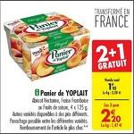 Bon Plan Yaourt Panier de Yoplait chez Carrefour chez Carrefour (29/05 - 11/06) - anti-crise.fr