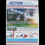 Catalogue Action du 14 juin au 15 juillet 2018