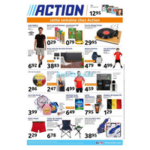 Catalogue Action du 6 au 12 juin 2018