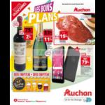 Catalogue Auchan du 19 au 25 juin 2018 (Valenciennes)