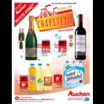 Catalogue Auchan du 19 au 26 juin 2018 (Petite-Forêt)