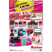 Catalogue Auchan du 25 au 26 juin 2018 (Cambrai)