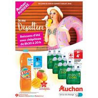 Catalogue Auchan du 25 juin au 7 juillet 2018 (Aubière)