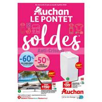 Catalogue Auchan du 27 juin au 3 juillet 2018 (Avignon Le Pontet)