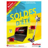 Catalogue Auchan du 27 juin au 3 juillet 2018 (Villeneuve d'Ascq)