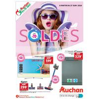 Catalogue Auchan du 27 juin au 7 août 2018 (Bar Le Duc)