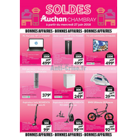 Catalogue Auchan du 27 juin au 7 août 2018 (Chambray)