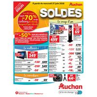 Catalogue Auchan du 27 juin au 7 août 2018 (Douai)