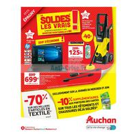 Catalogue Auchan du 27 juin au 7 août 2018 (Epagny)