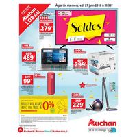 Catalogue Auchan du 27 juin au 7 août 2018 (Lobau)