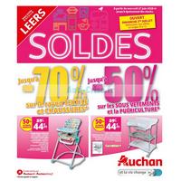 Catalogue Auchan du 27 juin au 7 août 2018 (Soldes)