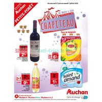 Catalogue Auchan du 27 juin au 7 juillet 2018 (Petite-Forêt)
