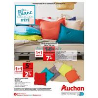 Catalogue Auchan du 4 au 14 juillet 2018 (Blanc d'été)