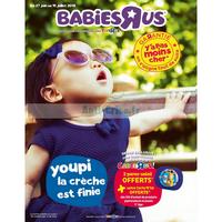 Catalogue Babies R Us du 27 juin au 15 juillet 2018