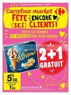 Carrefour Market du 19 juin au 1er juillet