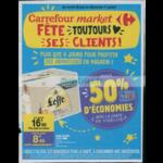 Catalogue Carrefour Market du 26 juin au 1er juillet 2018