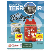 Catalogue Casino du 10 juillet au 29 août 2018 (Bretagne)