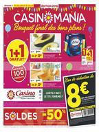 Casino du 26 juin au 8 juillet