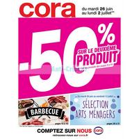 Catalogue Cora du 26 juin au 2 juillet 2018
