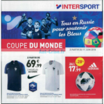 Catalogue Intersport du 11 au 23 juin 2018