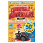 Catalogue Leclerc du 19 au 30 juin 2018 (Barbezieux)