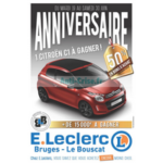 Catalogue Leclerc du 19 au 30 juin 2018 (Bruges - Le Bouscat)