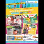 Catalogue Leclerc du 19 au 30 juin 2018 (Saint Aunès)