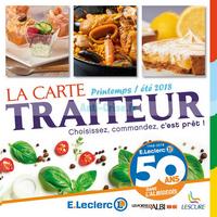 Catalogue Leclerc du 19 juin au 29 septembre 2018 (Albi)