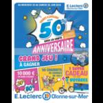 Catalogue Leclerc du 20 au 30 juin 2018 (Olonne-sur-Mer)