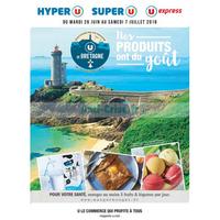 Catalogue Magasins U du 26 juin au 7 juillet 2018 (Bretagne)