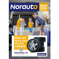 Catalogue Norauto du 20 juin au 28 août 2018