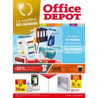 Catalogue Office Dépôt du 27 juin au 19 août 2018